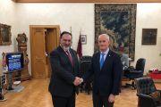 Il Presidente ASPMI incontra il Capo della Polizia per il 3° USIP 2019